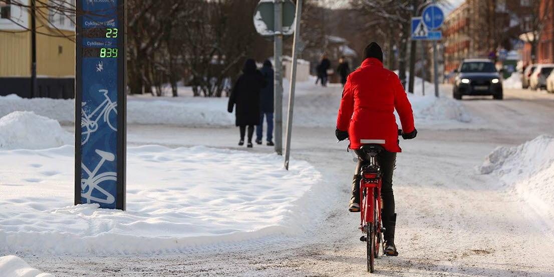 På spåret-tävling i Ludvika inspirerar till mer cykling
