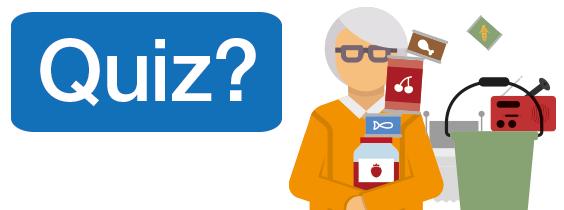 Quiz: testa dig – är du tillräckligt förberedd?