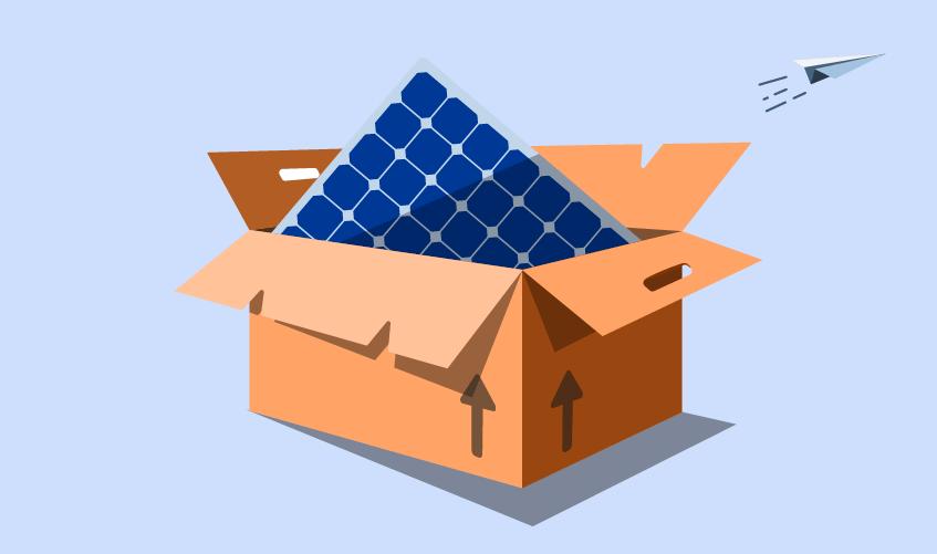 Hur ska jag göra när jag vill avveckla min solcellsanläggning eller flytta?