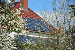 Kommunplanering solenergi
