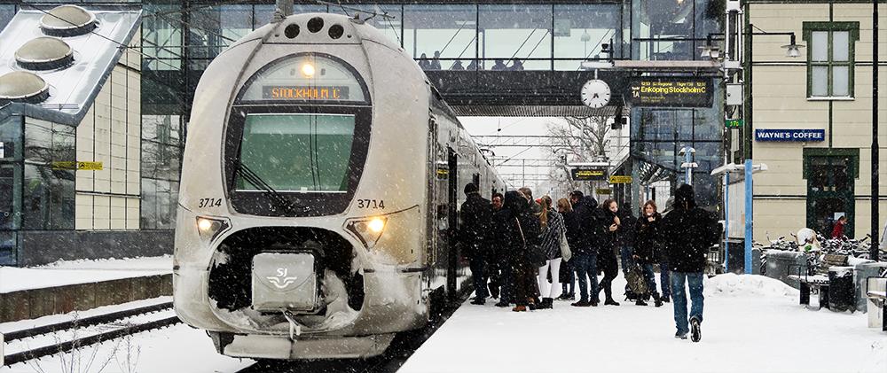 Ska du ut och resa i jul?