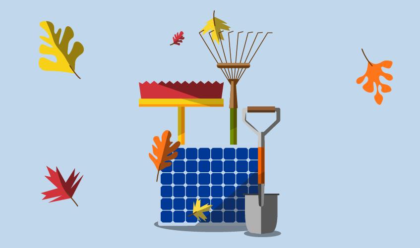 Hur sköter jag drift och underhåll av en solcellsanläggning?